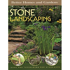 Better Homes And Gardens Stone Landscaping Ideas And