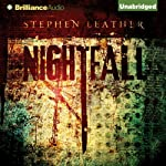 Nightfall (       UNABRIDGED) by Stephen Leather Narrated by Ralph Lister
