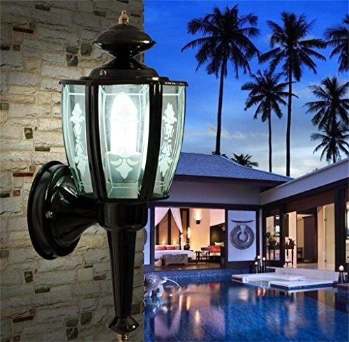 led leuchten impr gniern im freiengarten beleuchtet im. Black Bedroom Furniture Sets. Home Design Ideas