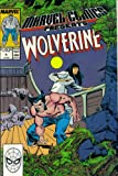img - for Marvel Comics Presents #6 : Wolverine, Man-Thing, Master of Kung Fu, & The Hulk (Marvel Comic Book 1988) book / textbook / text book