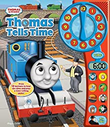 Thomas & Friends: Thomas Tells Time