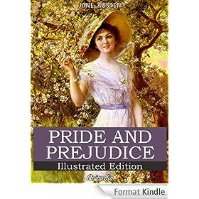 Pride and Prejudice (Illustrated Edition) (English Edition)