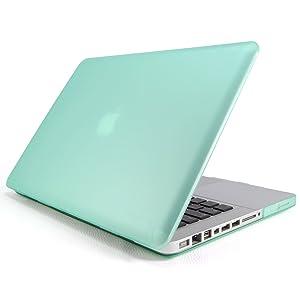 Funda Carcasa POLICARBONATO Verde Translucida Apple Macbook Pro 15.4  Electrónica revisión y descripción más