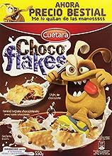 Cuétara Cereales Infantiles Inflado Chocolateado - 550 g