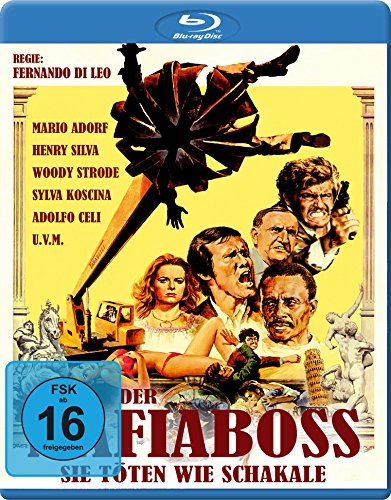 Der Mafiaboss - Sie töten wie Schakale [Blu-ray]
