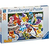 Ravensburger 13096 - Gelini: Geburtstagsparty, 300 Teile XXL Puzzle