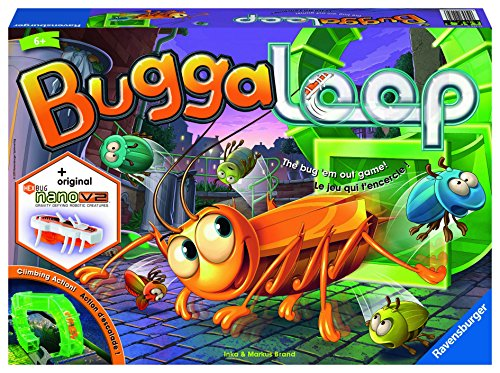 2016 Hot Toy List: Rated Kid-Tested and Parent-Approved (Parents Magazine / Amazon) Ravensburger Buggaloop Board Game
