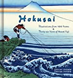 img - for Katsushika Hokusai: Illustrations from 100 Poems and Thirty-six Views of Mount Fuji book / textbook / text book