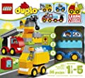 Lego Duplo My First Cars And Trucks 10816 from DUPLO