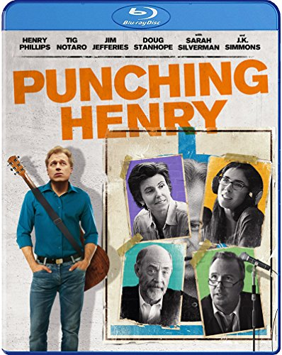 Punching Henry [Blu-ray]