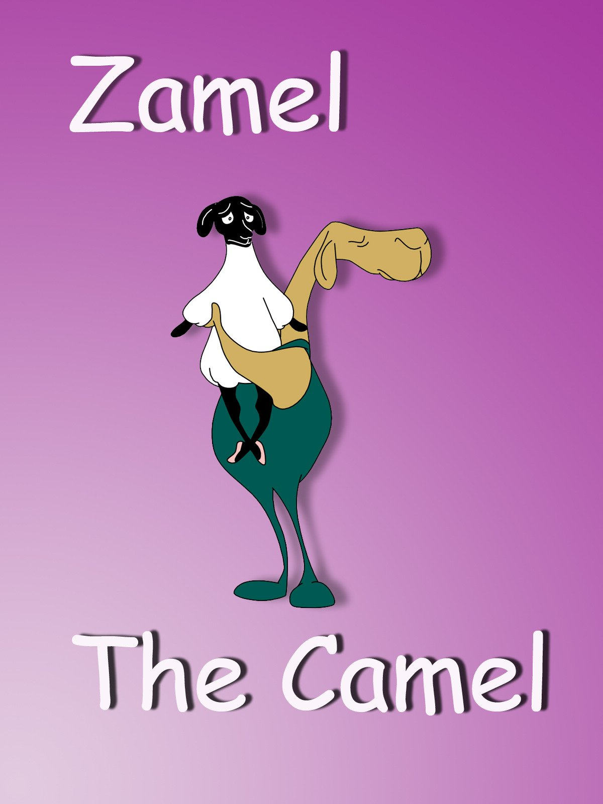 Zamel the Camel
