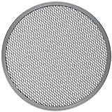アルミ ピザ焼網 硬質アルマイト加工 10インチ