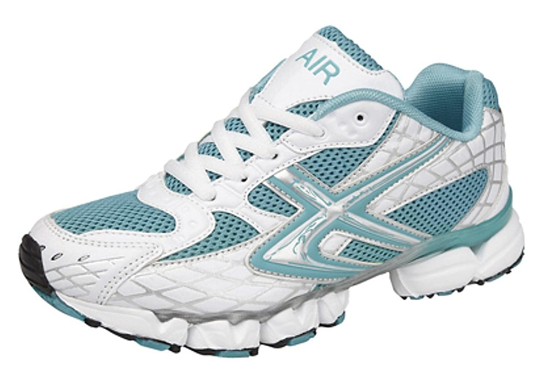 Womens Dek Air Shock Absorbing Running Trainer Shoes 9