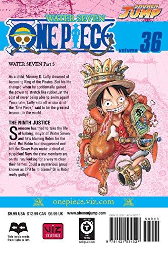 One Piece Volume 36