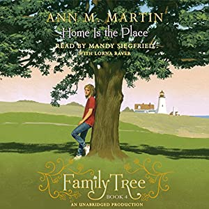Family Tree Book Four Audiobook