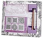 Kreativ-Set Tangle Inspiration: Buch...