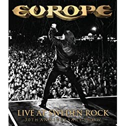 Europe - 30th Anniversary Live [Blu-ray]