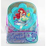 Mermaid Girls Disney Ariel My Little Backpack