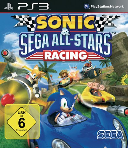 SONIC & SEGA ALL-STARS RACING [IMPORT ALLEMAND] [JEU PS3]