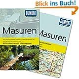 DuMont Reise-Taschenbuch Reiseführer Masuren: Mit Extra-Reisekarte und 10 Entdeckungstouren!