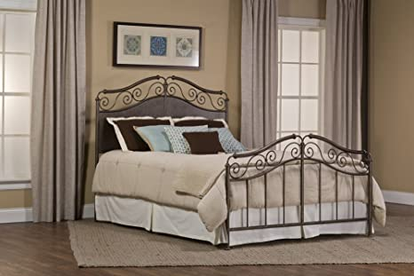 Ravella Bed Set - Rails not included