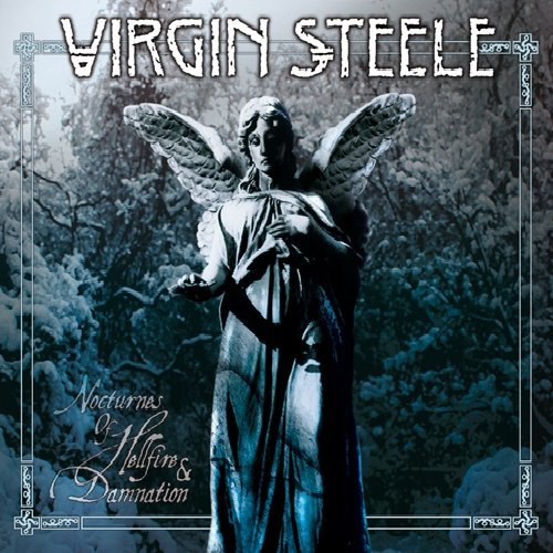 Nocturnes Of Hellfire & Damnation (2cd) by Virgin Steele