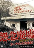 怨念廃墟  VOL.1 カーナビの行き止まり [DVD]