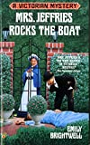 Mrs. Jeffries Rocks the Boat (Victorian Mystery) (0425169340) by Brightwell, Emily