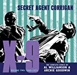img - for X-9: Secret Agent Corrigan Volume 2 book / textbook / text book
