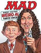 Mad Magazine, No. 533 by Al Yankovic