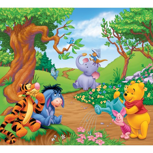 Decorate By Color BC1580941 Winnie The Pooh Mini Mural