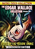 Edgar Wallace Collection 2: Curse of the Yellow [Import]