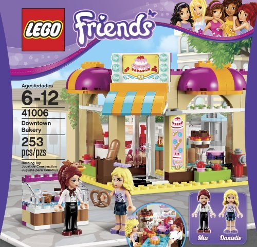 Game/Play LEGO Friends Downtown Bakery Kid/Child (Friends Lego Downtown Bakery compare prices)
