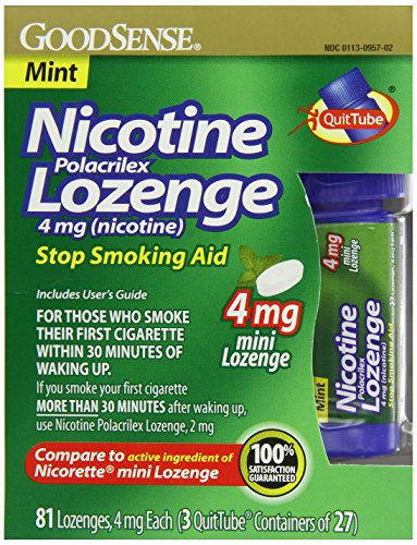 goodsense-mini-nicotine-polacrilex-lozenge-mint-4mg-81-count