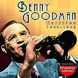 echange, troc Benny Goodman - Rarities