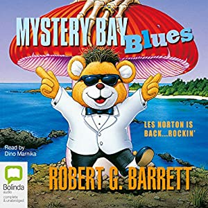 Mystery Bay Blues Audiobook