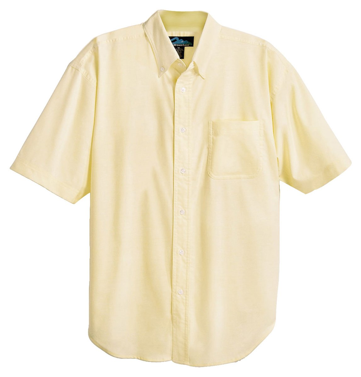 Stain Resistant Oxford Tri Mountain Dress Shirt