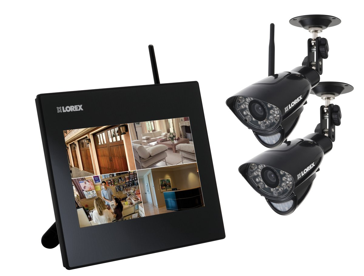 Wireless Security Camera Systems on lorex wireless camera home security systems