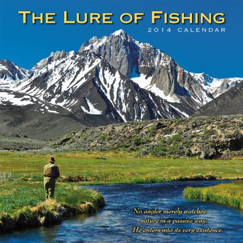 Lure of Fishing 2014 Wall (calendar)