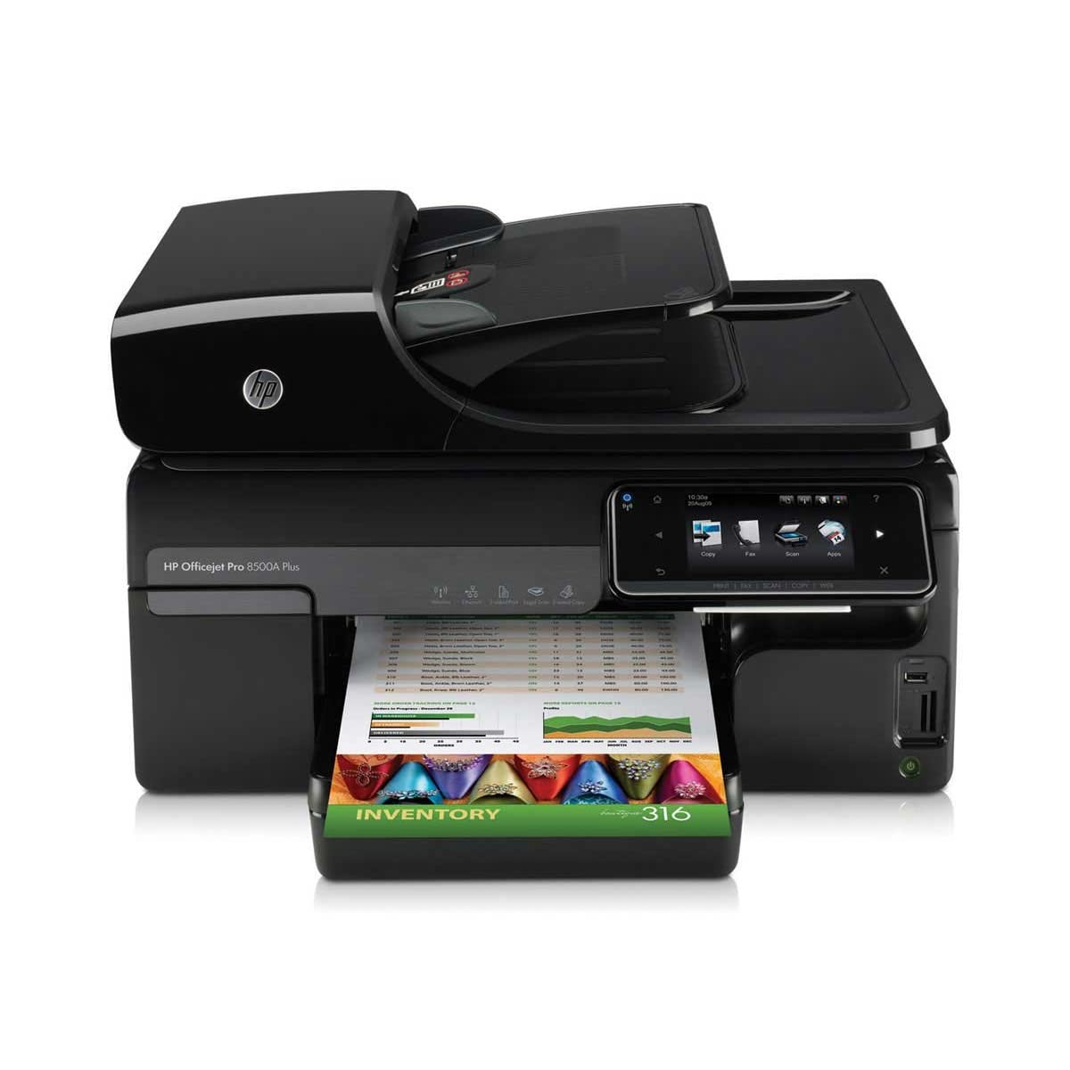 HP Officejet Pro 8500A Plus Wireless e-All-in-One