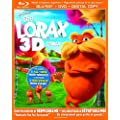 Dr. Seuss' The Lorax [Blu-ray 3D + Blu-ray + DVD + Digital Copy] (Bilingual)