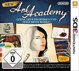 Art Academy: Lerne neue Techniken und teile Deine Werke hergestellt von Nintendo