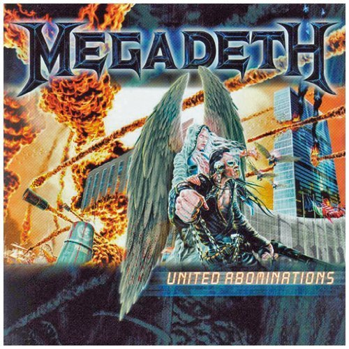 United Abominations by Megadeth (2007) Audio CD by Megadeth