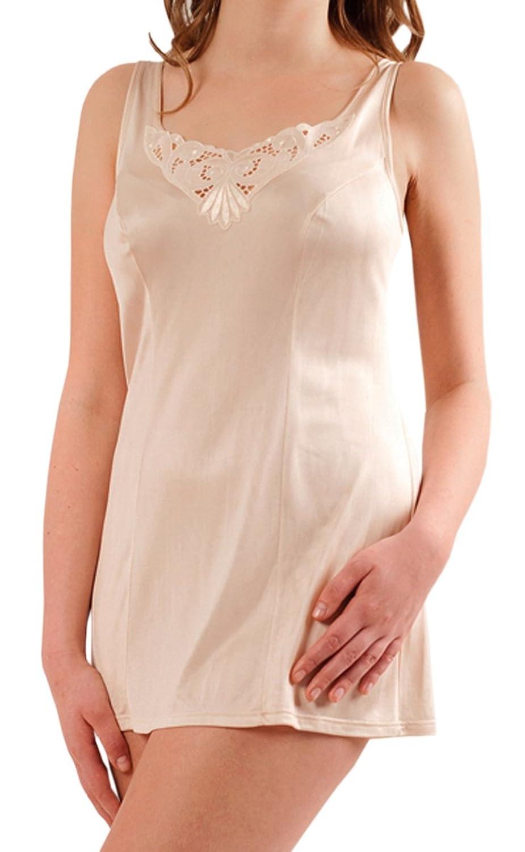 Graziella Hemdröckchen aus 100% ENKA Viskose in 11 Größen von 40 – 60 Unterrock Unterkleid günstig online kaufen