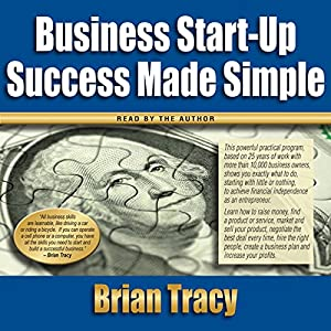 Business Start-Up Success Made Simple Audiobook