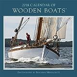 2018 Calendar of Wooden Boats
