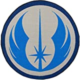 Star Wars Jedi Logo Area Rug