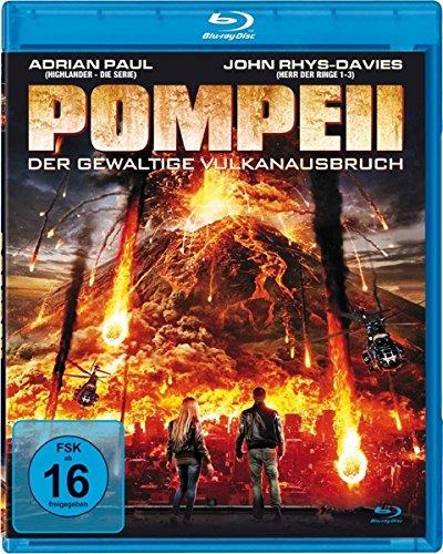 Pompeii - Der gewaltige Vulkanausbruch [Blu-ray]