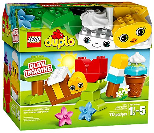 LEGO Duplo Creative Chest Set #10817 (Duplos Ice Cream compare prices)