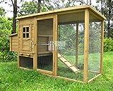 Chicken Coops Imperial - Hühnerstall Wentworth - für bis zu 4 Hühner - innovative Verriegelung